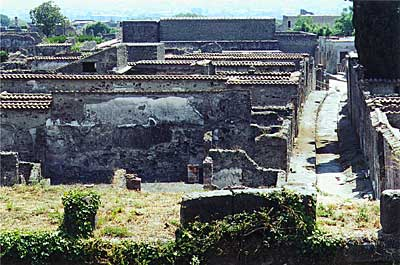 Ancient City of Pompeii